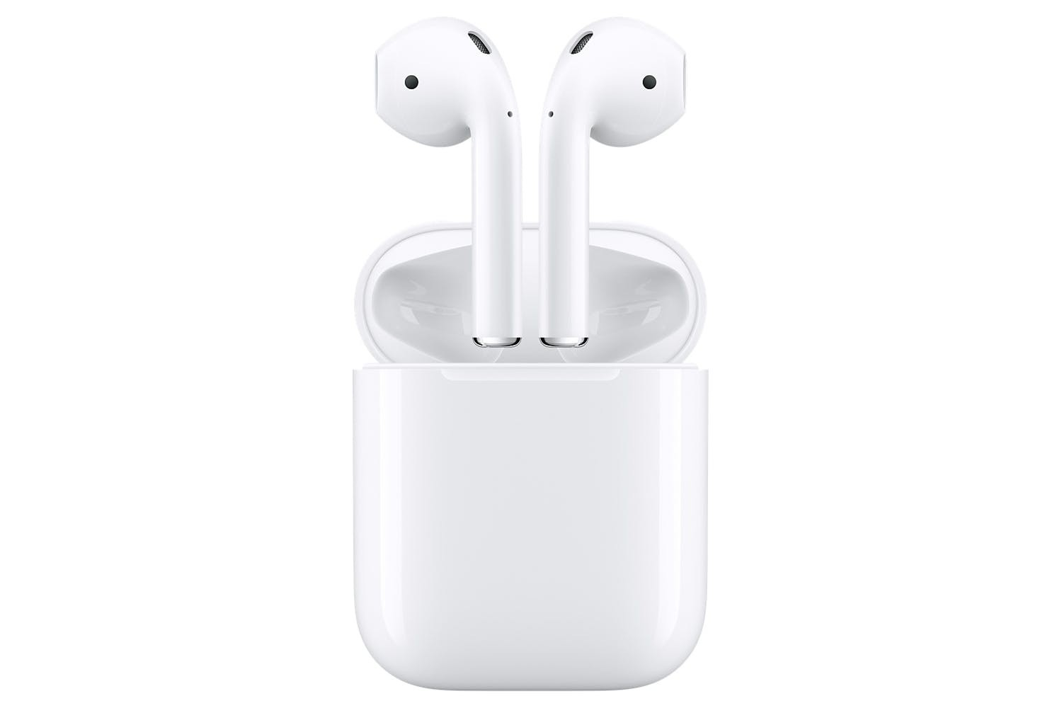 AURICULAR BLUETOOTH APPLE AIRPODS W/CHARGING WHITE RET.