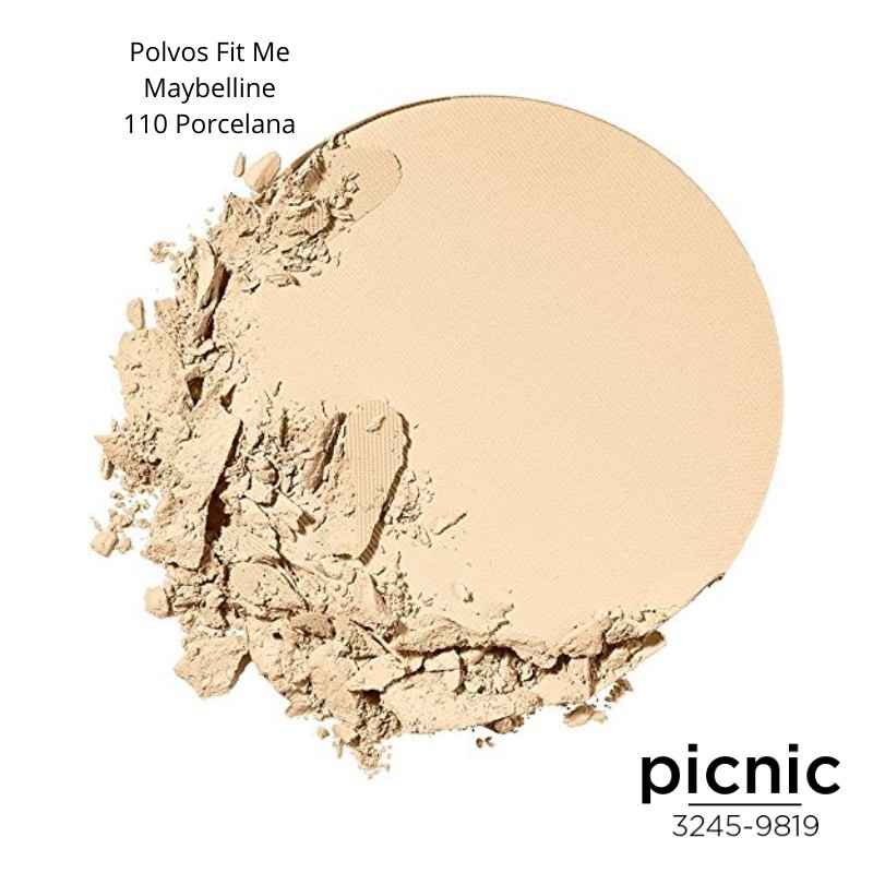 Maybelline Polvos Fit Me!