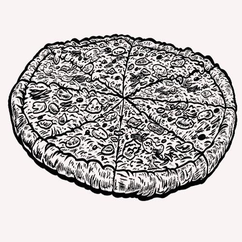 Pizza de Jardín