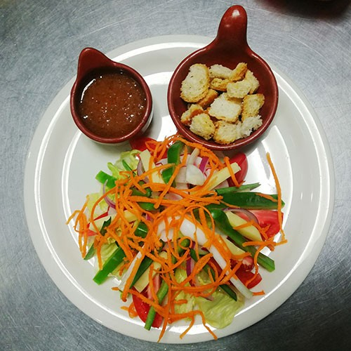 Ensalada Kandilera / Kandilera Salad