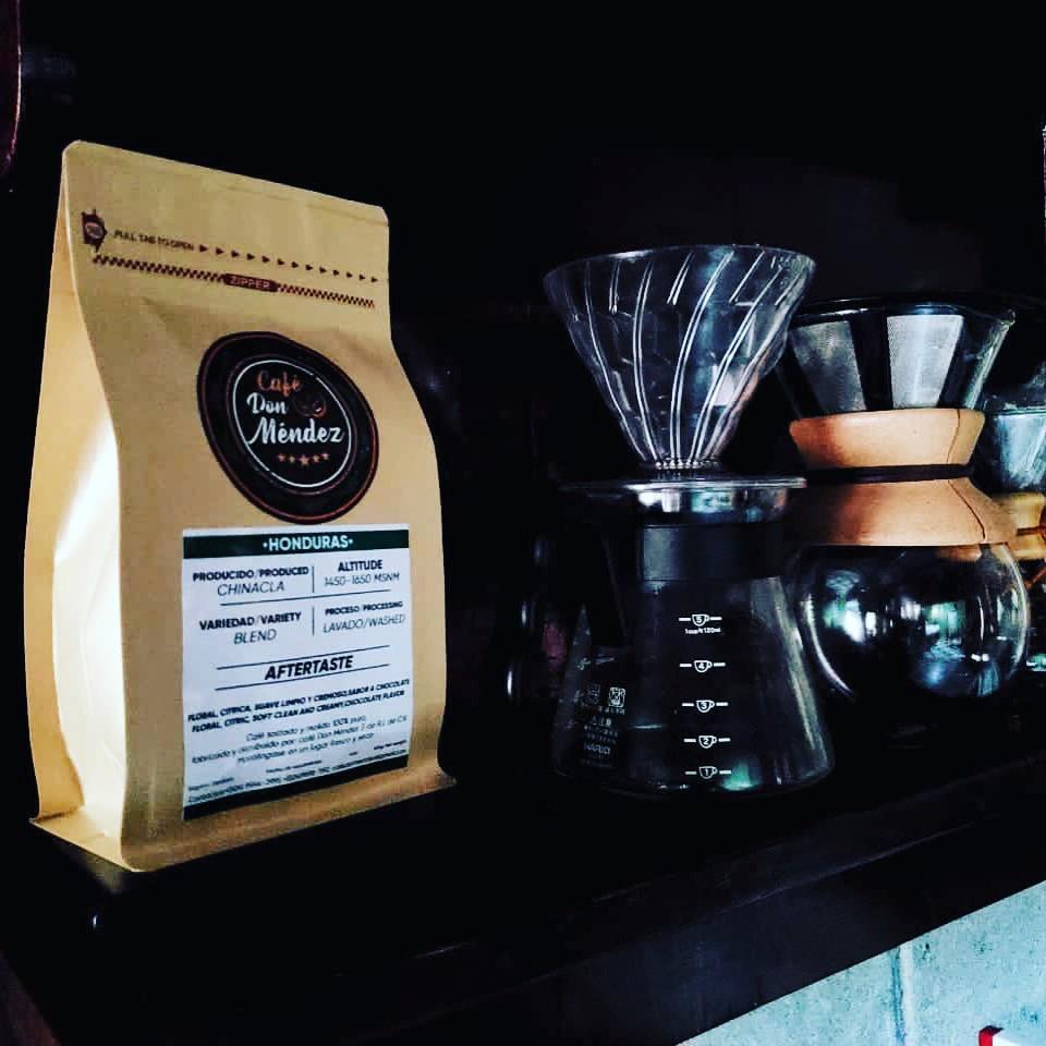 CAFÉ DON MENDEZ