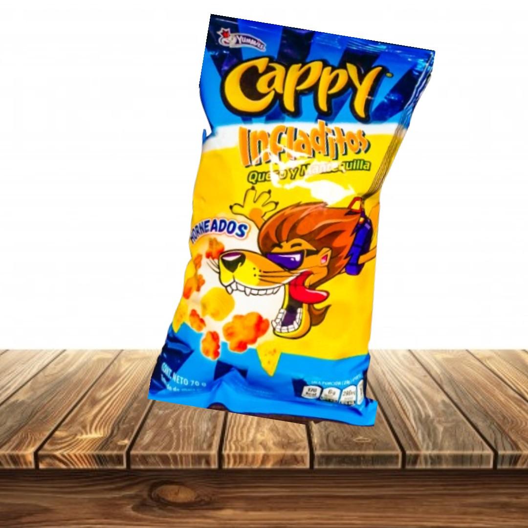 Cappy Infladitos 70 g
