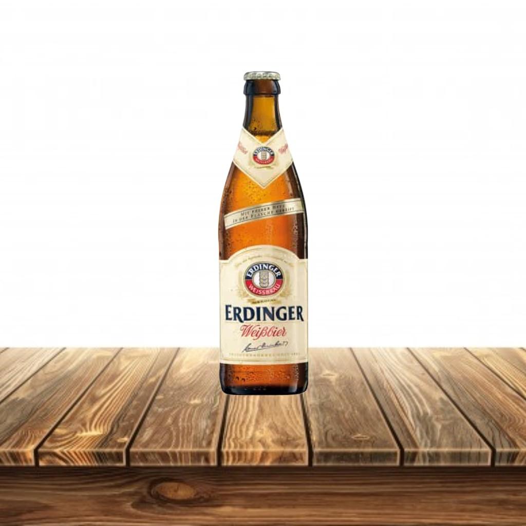 Cerveza Erdinger Weissbier Unidad