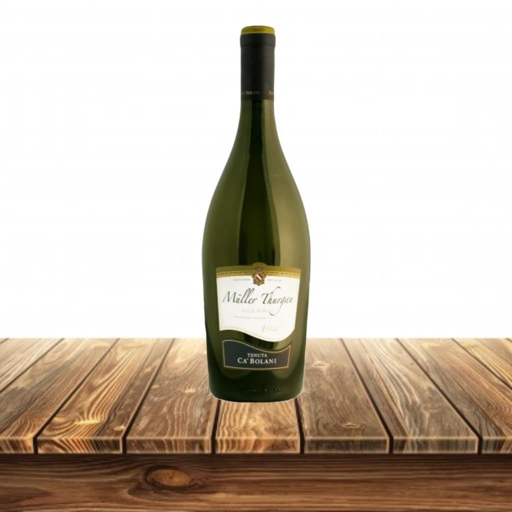 Vino Muller Thurgau Tenuta Ca'bolani