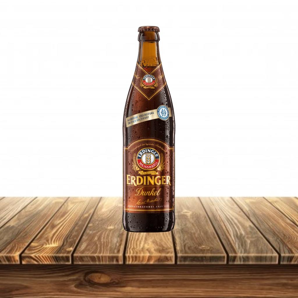 Cerveza Erdinger Dunkel  Unidad
