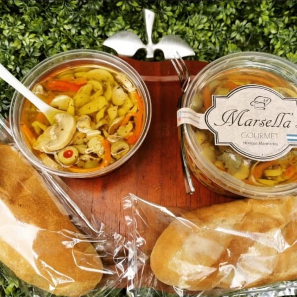 Hongos Marinados Marsella's