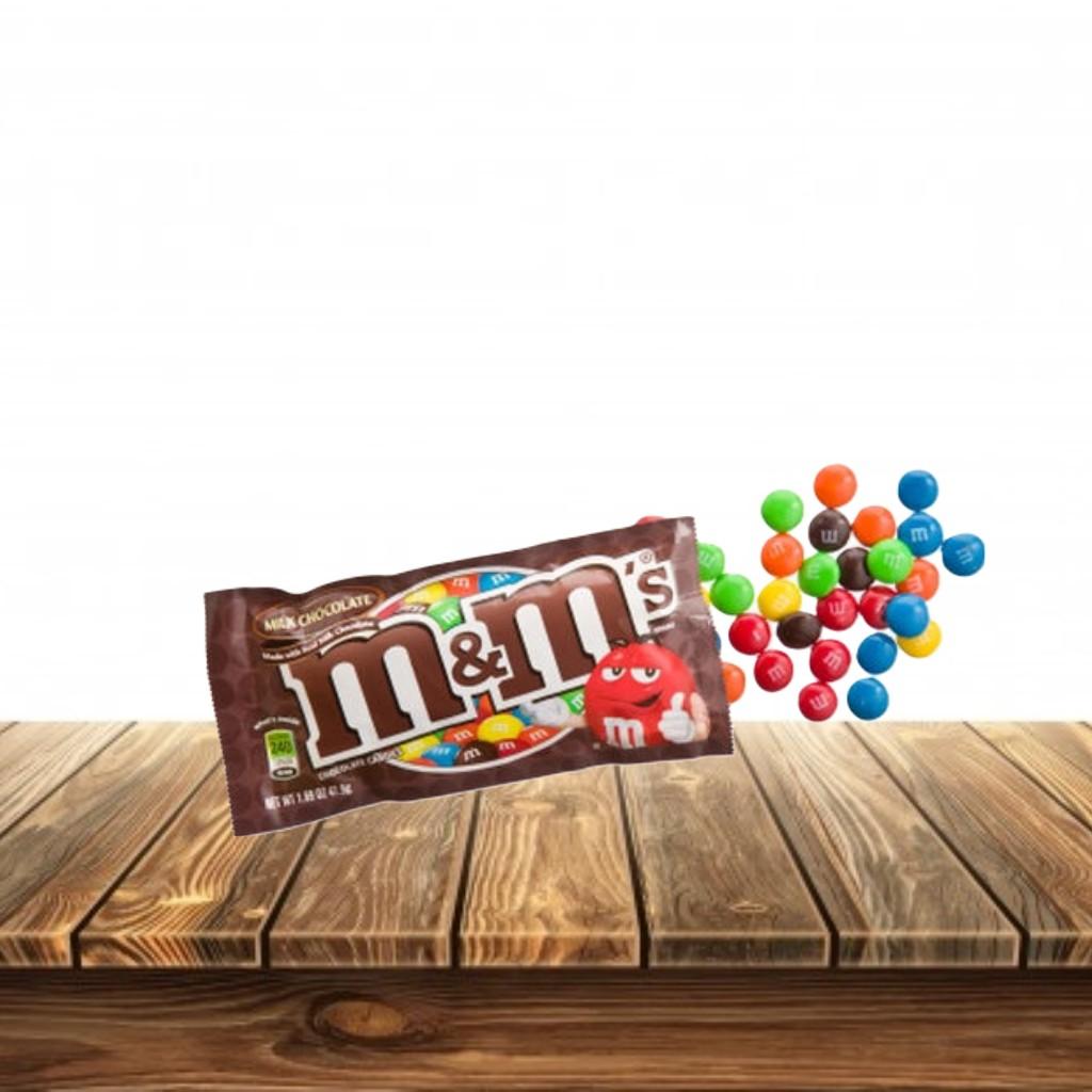 m&m  Milk Chocolate47.9 gr