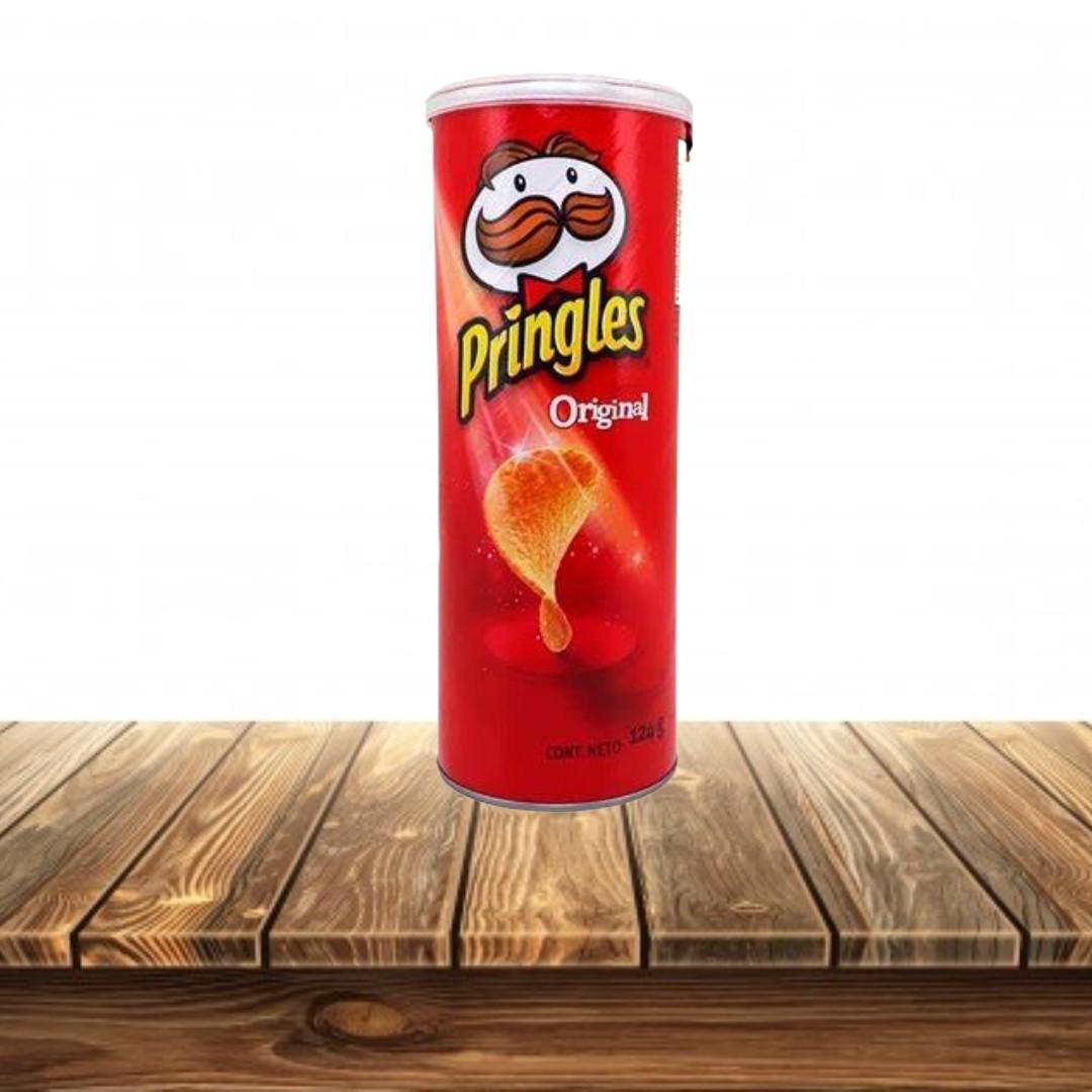 Pringles Original, 124 g
