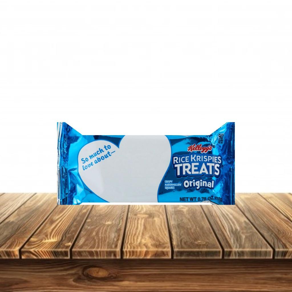 Rice Krispies Treats Crispy Marshmallow Squakers 37 Gr