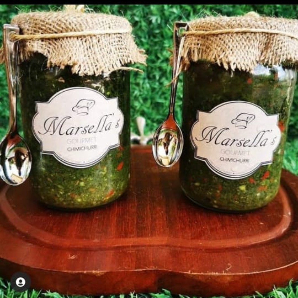 Chimichurri Gourmet Marsella's