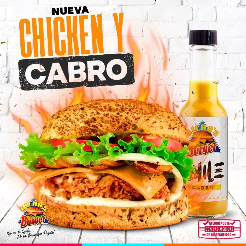 Chicken y Cabro