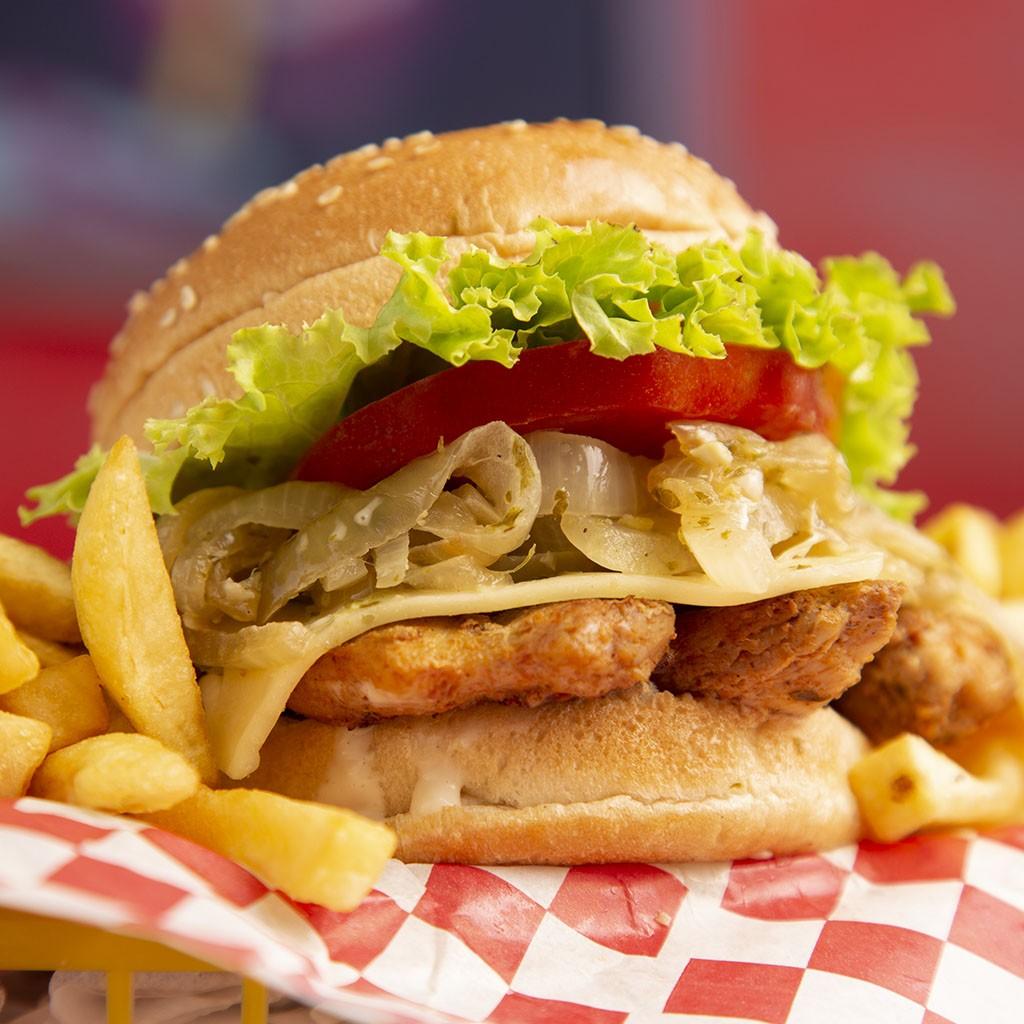 Nicha's Chicken Jr.