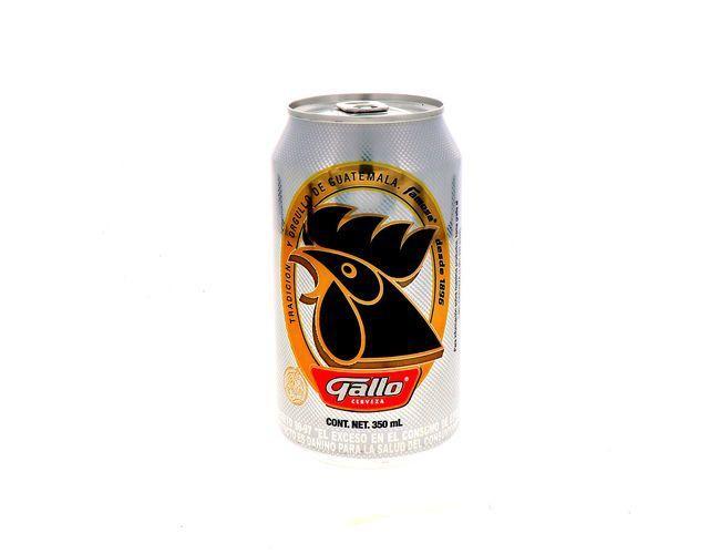 Cerveza Gallo Normal Lata