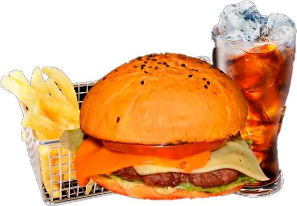 Los Dolores Burger