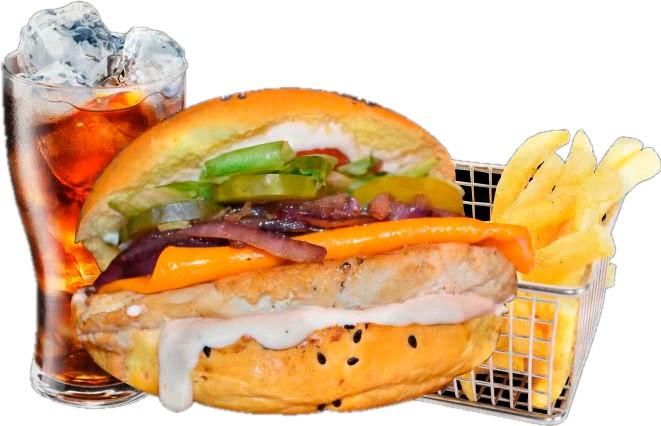 La Leona Burger