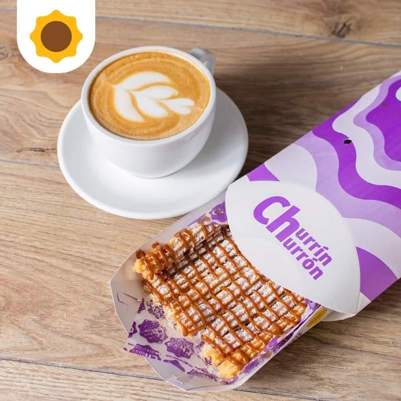 Combo Churrin/Café