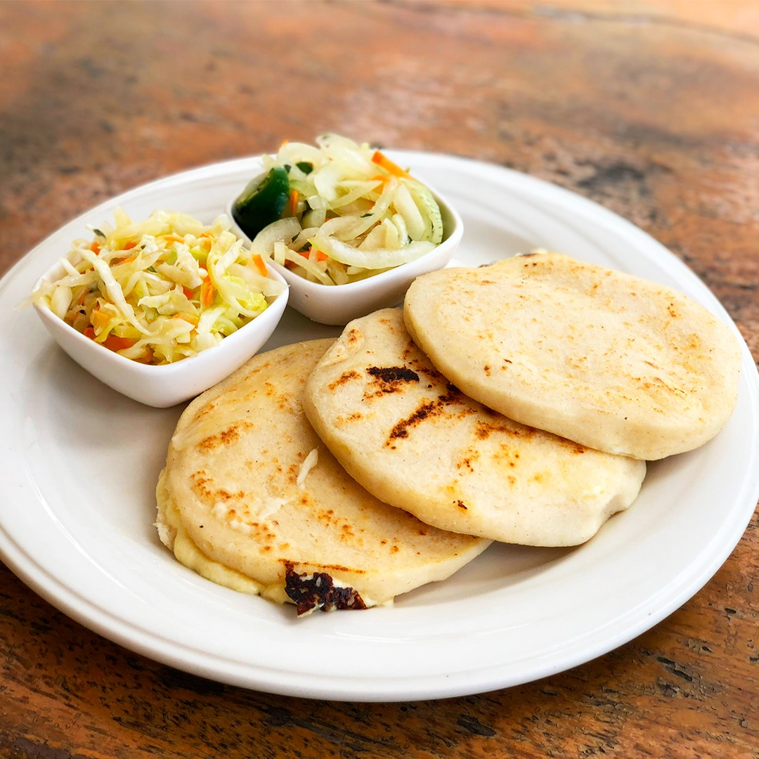 Pupusa de Quesillo