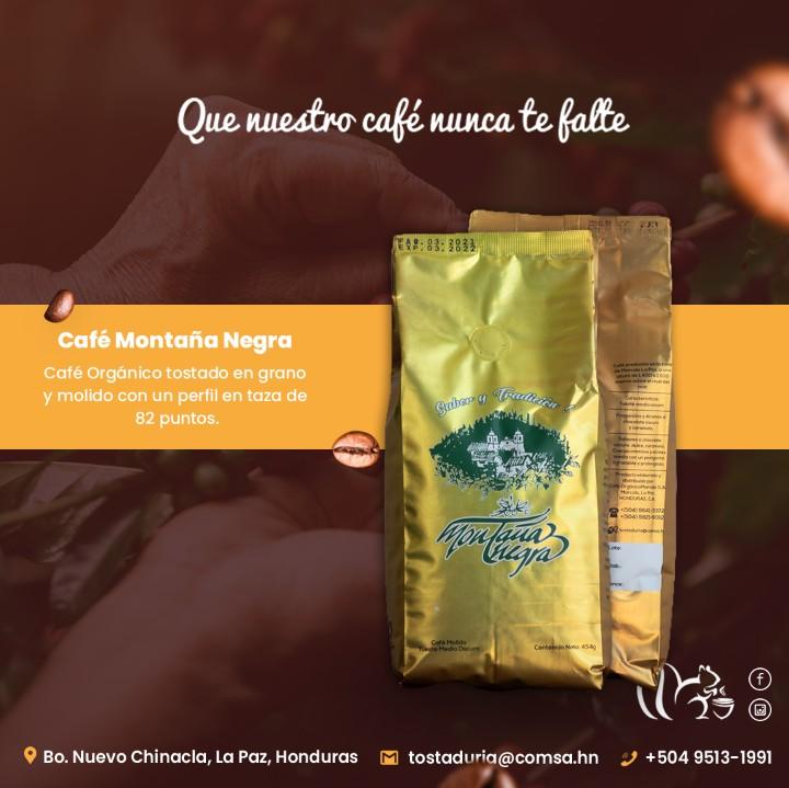 Café Montaña Negra Libra